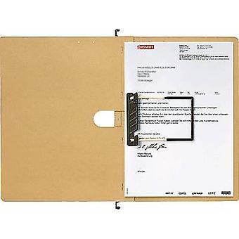 Leitz-bestand weergeven Pocket alpha Flexofil A4 ecru bruin 19890000 1 PC (s)
