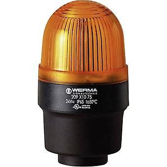 Werma Signaltechnik الخفيفة 209.320.68 فلاش 230 V AC