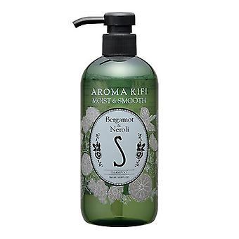 Aroma Kifi Moist And Smooth Shampoo (Bergamot And Neroli) 500ml
