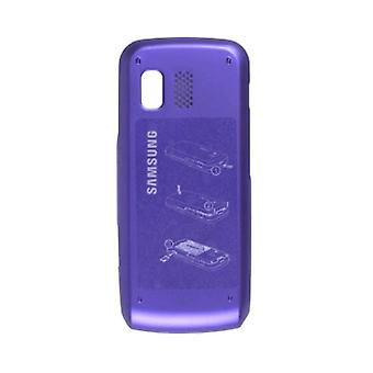 OEM Samsung M540 Rant Standard Battery Door - Purple