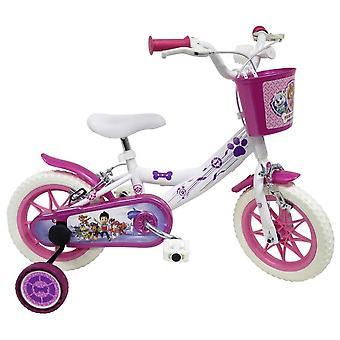 Fahrrad Mädchen 12-Zoll-Pfote Patrol Skye