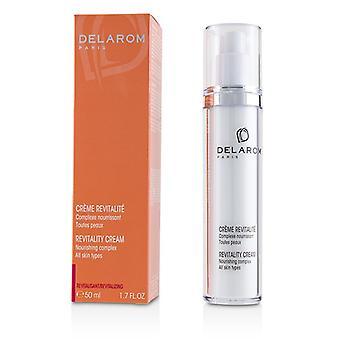 Delarom Revitality Cream - 50ml/1.7oz