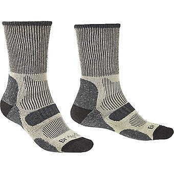 Bridgedale Mens Hike Lightweight Coolmax Walking Socks