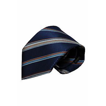 Blauwe stropdas Trieste 01