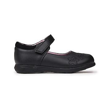 Miss Fiori Kids F Shelly Em Girls Infants Children School Formal Shoes Footwear