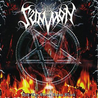 Summon - & the Blood Runs Black [CD] USA import