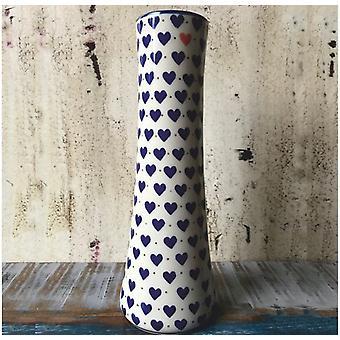 Vase, ca 25 cm, skattejakt, BSN A-1107
