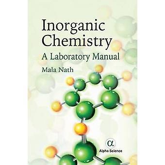 الكيمياء اللاعضوية-دليل مختبر-2016 التي نات مالا-9781783