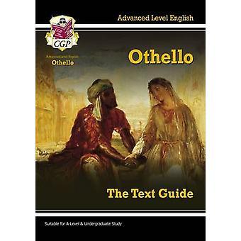 Tason englanninkielisen tekstin opas - Othello - tekstin opas CGP kirjat - C