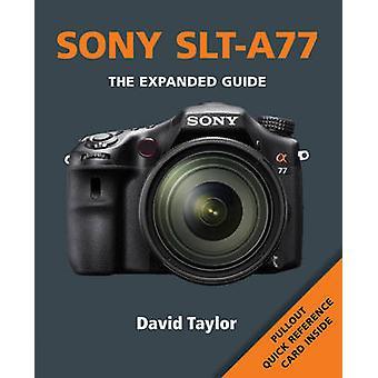 Sony SLT-A77 ammoniitti Press - 9781907708855 kirja
