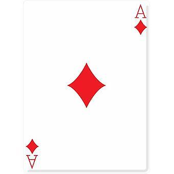 Ace of Diamonds (Poker Night) - Lifesize karton gestanst / Standee