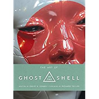The Art of Ghost in the Shell by Titan Books - 9781785655272 Book