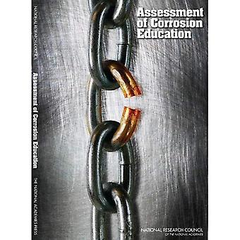 Assessment of Corrosion Education