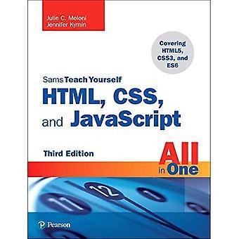 HTML, CSS et JavaScript tout en un: couvrant HTML5, CSS3 et ES6, Sams Teach Yourself