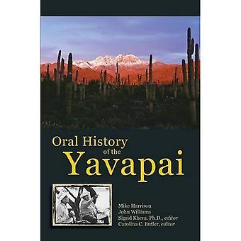 Muntlig historia av Yavapai