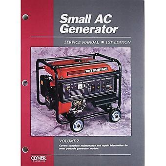 Small AC Generator Manual: 2