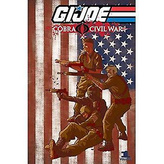 G.I. Joe: Cobra guerre civile Vol. 1 (G.I. Joe (IDW numérotée))