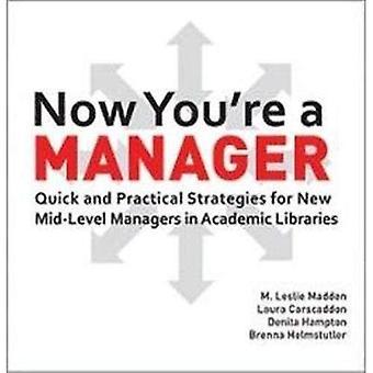 Agora você é um gerente: estratégias de práticas e rápidas para novos gerentes de níveis médio em bibliotecas acadêmicas