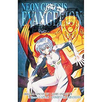 Neon Genesis Evangelion 3-i-1 utgave 2
