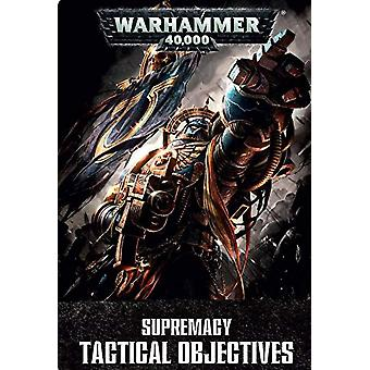 Warhammer Supremacy Tactical Objectives