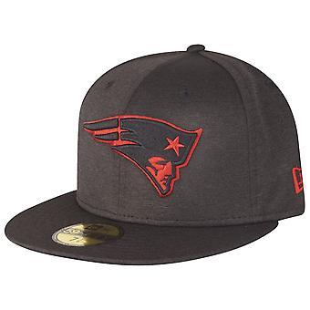 Yeni Dönem 59Fifty SHADOW TECH Cap - NFL New England Patriots