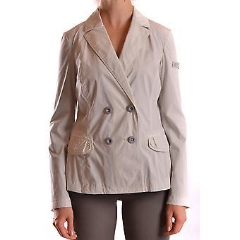 Peuterey Ezbc017029 Women's Beige Polyester Trench Coat