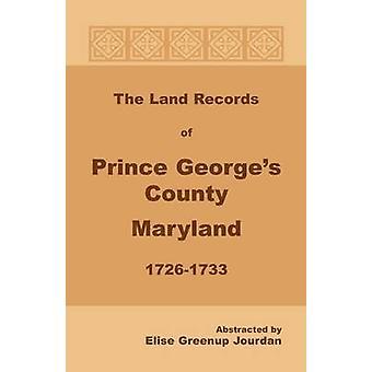 Jord poster af Prince Georges County Maryland 17261733 af Jourdan & Elise Greenup