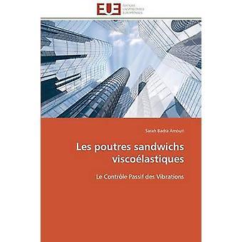 Les poutres sandwichs  viscolastiques by AMOURIS