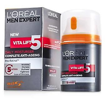 L'oreal Men Expert Vita Lift 5 Daily Moisturiser - 50ml/1.7oz