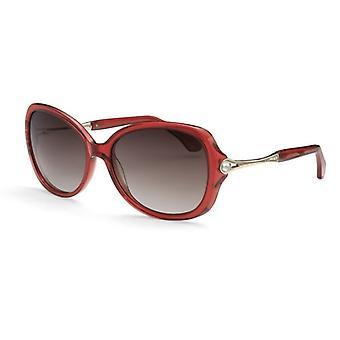 Solbriller Jackson ACE/POL rød