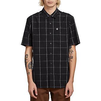 Volcom Payney Kortärmad skjorta i svart