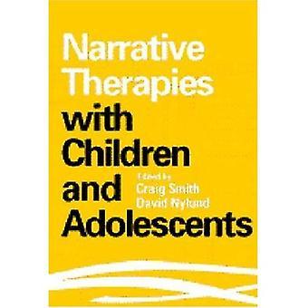 Thérapies narratives avec les enfants et les Adolescents