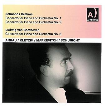 ブラームス - ピアノ ・ オーケストラ第 1 [CD] USA 輸入のための協奏曲