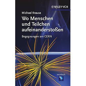 CERN - Begegnungen am CERN by Michael Krause - 9783527333981 Book