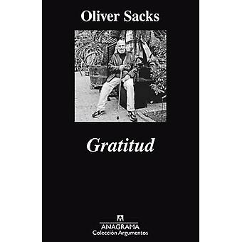 Gratitud by Oliver Sacks - 9788433963970 Book