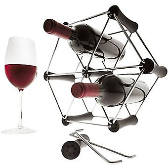 Eva Solo 6 Bottle Wine Rack - adjustable