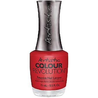 Artistic Colour Revolution Professional Reactive Nail Lacquer - Mischief Is My Middle Name 15ml (2300047)
