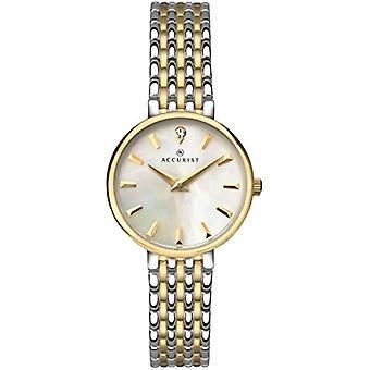Accurist Clock Kadın hakem. 8154
