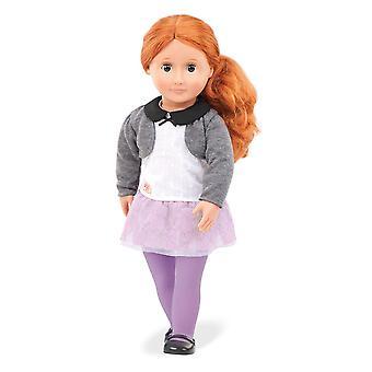 Vår generasjon Doll Ella Grace