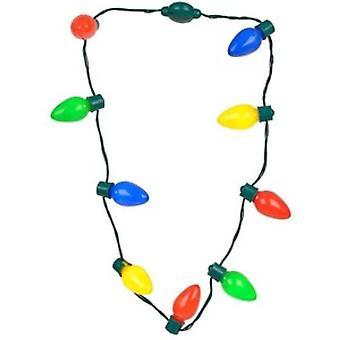 Necklace - Christmas light - New nk5txxgen