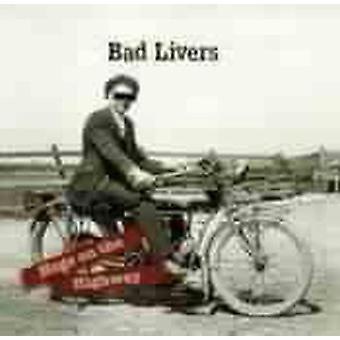 Bad Livers - Hogs on the Highway [CD] USA import