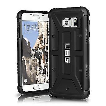 URBAN ARMOR GEAR Composite Case for Samsung Galaxy S6 - Black/Black