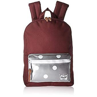 Herschel Settlement Rucksack - Unisex Backpack - Rot - One Size