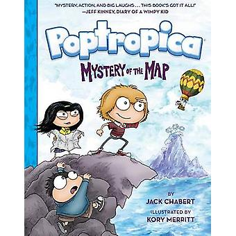 Mystery of the Map by Jack Chabert - Kory Merritt - 9781419720673 Book