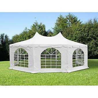 Namiot imprezowy Elegance PRO 6,8x5m, PVC