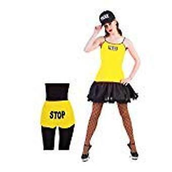 Police Girl Paula Costume Women's Police Guard Women's Costume