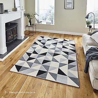 Stanley zwart tapijt