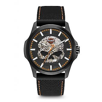Harley Davidson 78A118 Men's Automatic Wristwatch