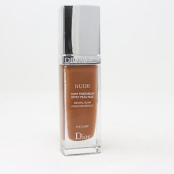 Dior Natural Glow Hydrating Makeup 070 DiorskinNude 1oz/30ml New