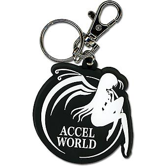 Key Chain - Accel World - New Logo Toys Anime Gifts Licensed ge36683